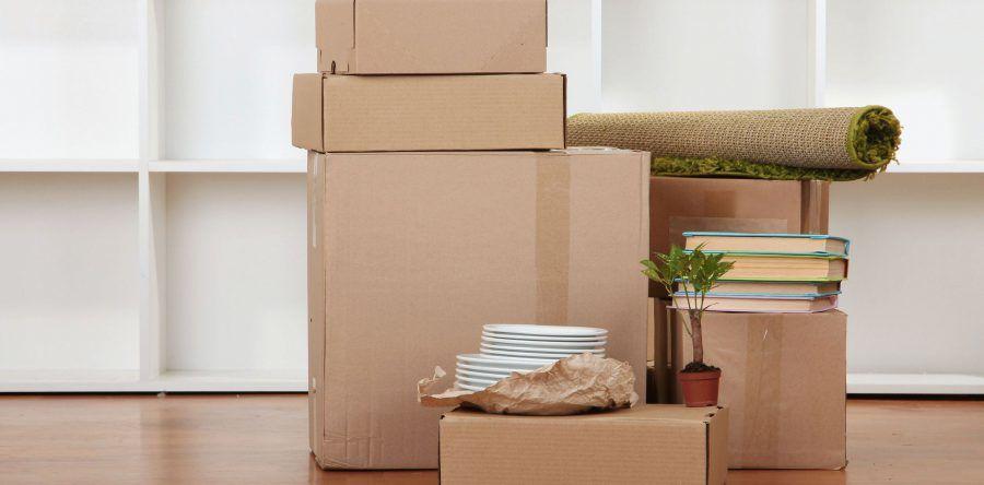 коробки для переезда квартиры