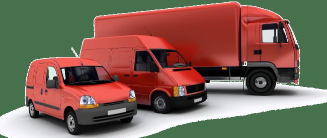 Автопарк грузоперевозки - грузовики